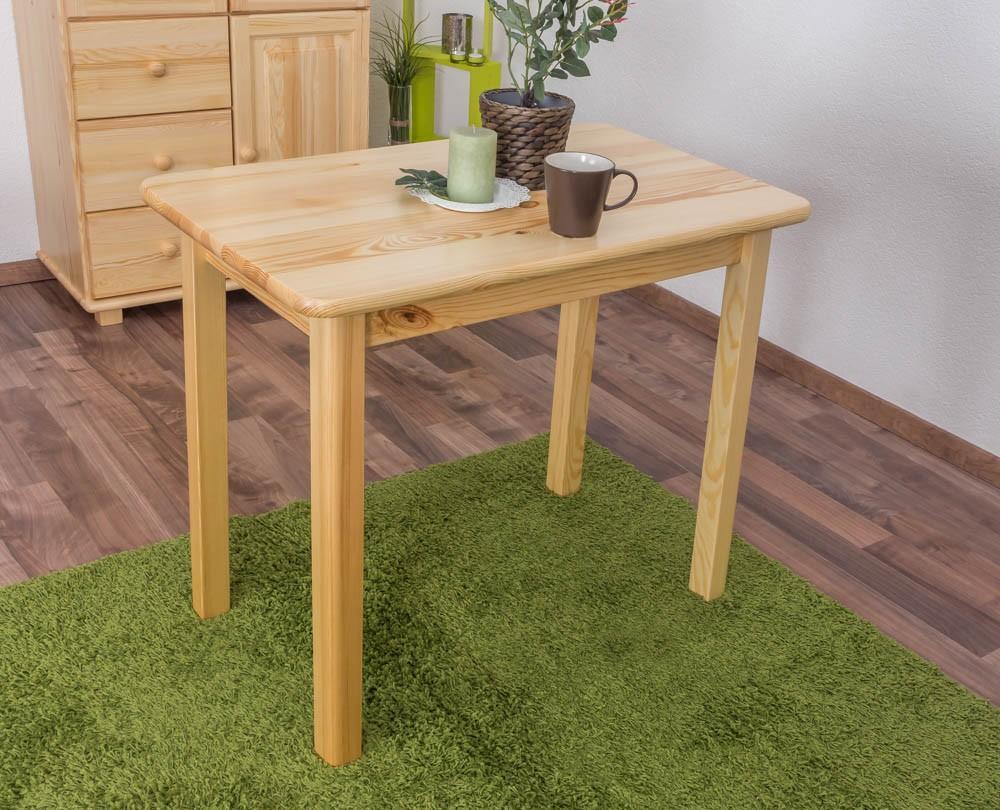 comment fabriquer une table en pin soi m me le grenier pin. Black Bedroom Furniture Sets. Home Design Ideas
